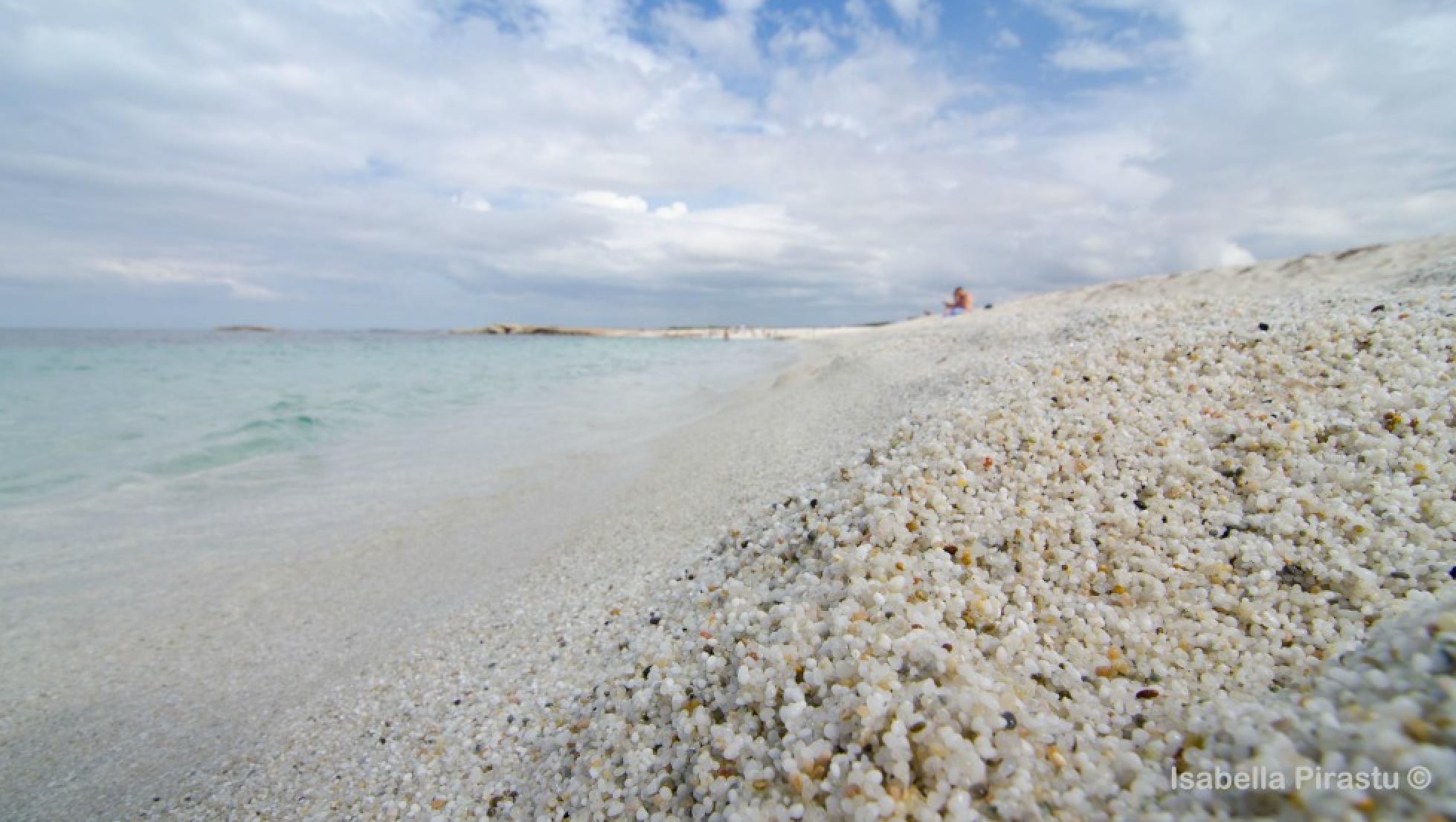 Spiaggia Is Arutas - Sinis