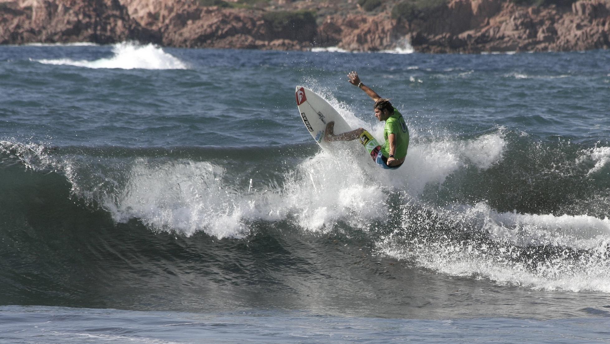 surf Isola Rossa