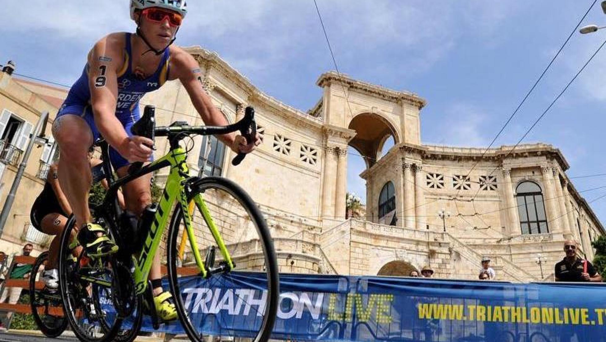 Itu World Cup_prova biking_Cagliari-bastione saint Remy