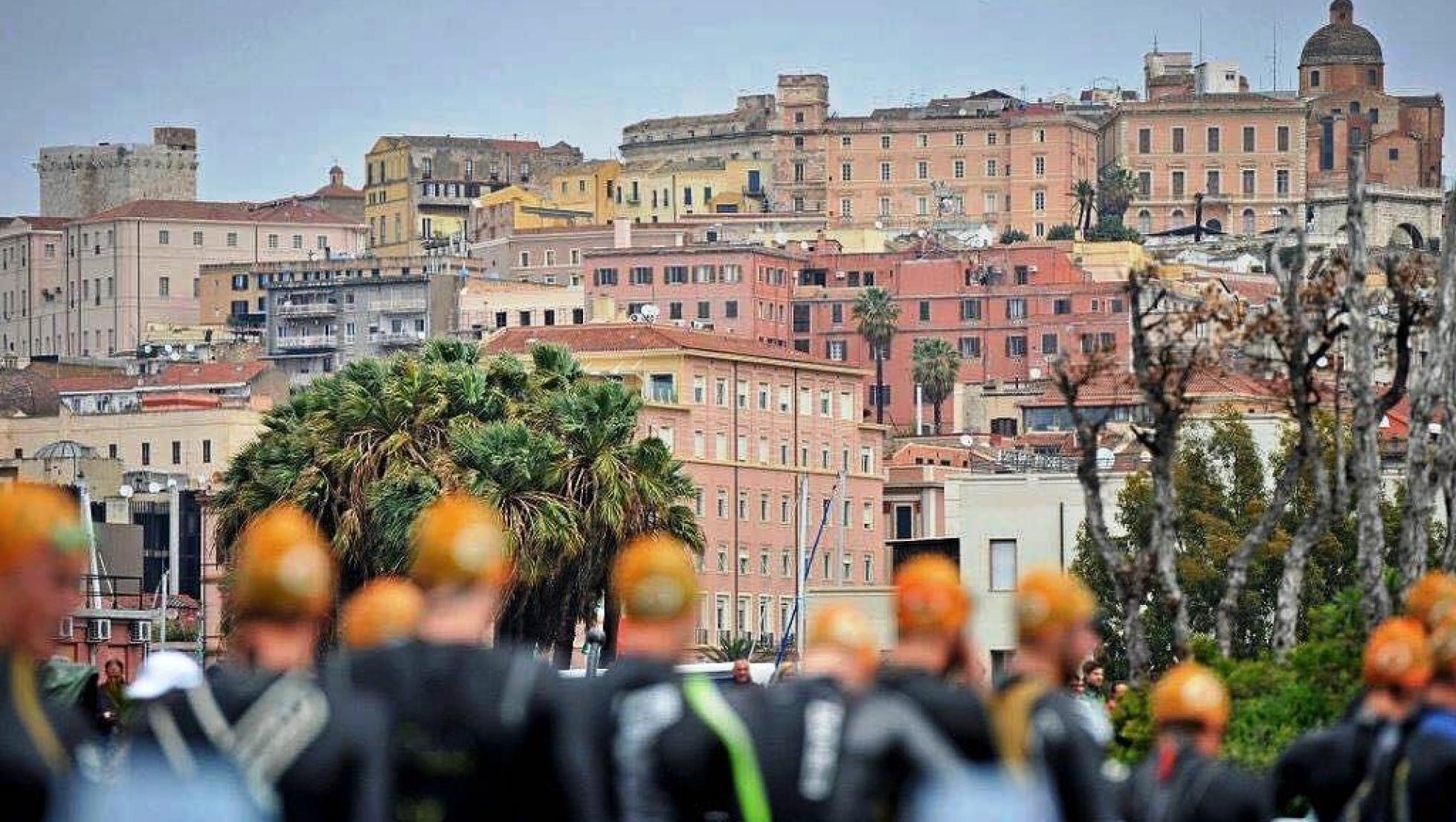 Itu World Cup-Cagliari-prova di nuoto