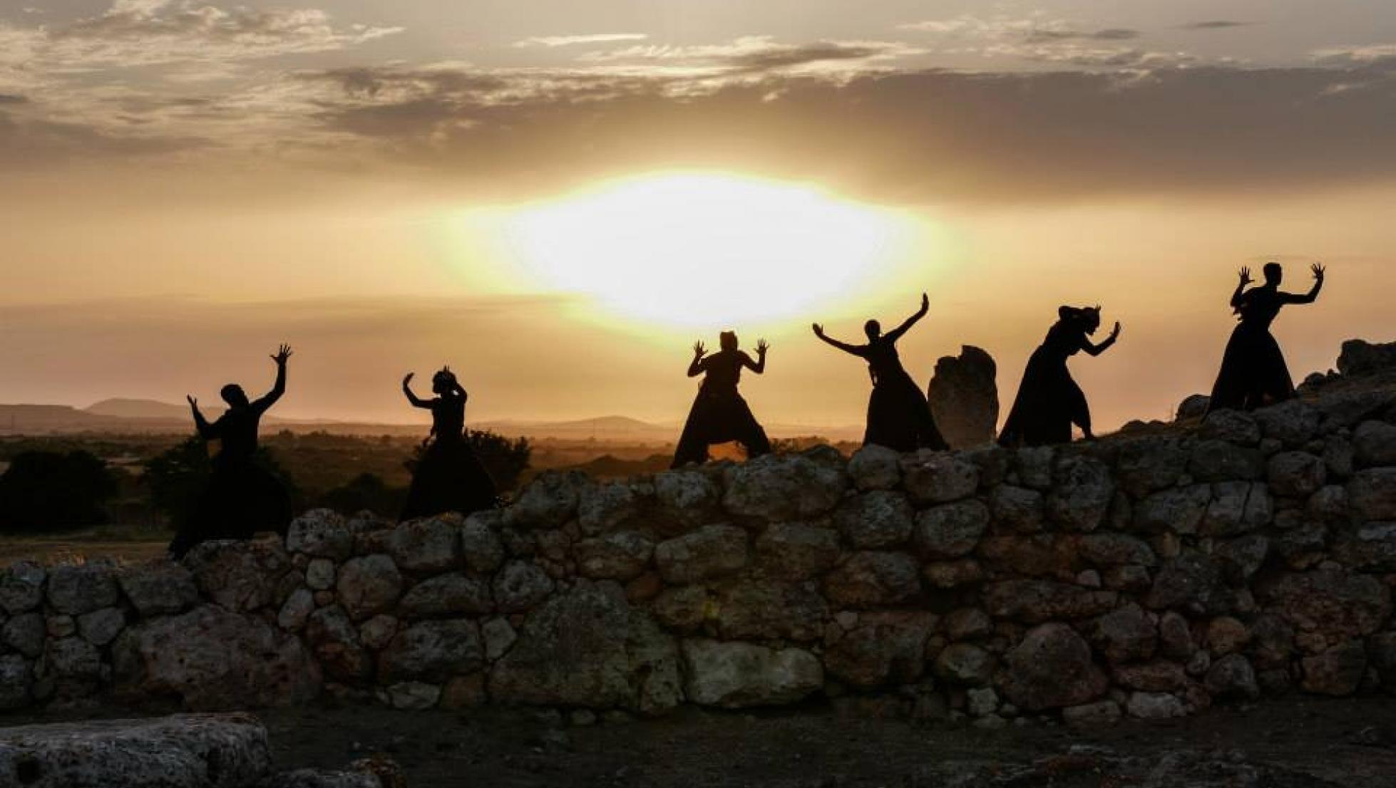 Abbabula Koi gruppo - Monte d'Accoddi