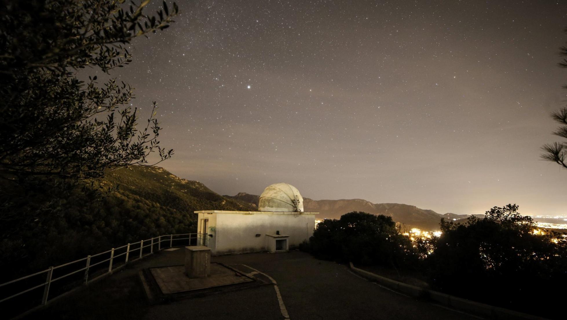 Osservatorio astronomico di Poggio dei Pini - Capoterra