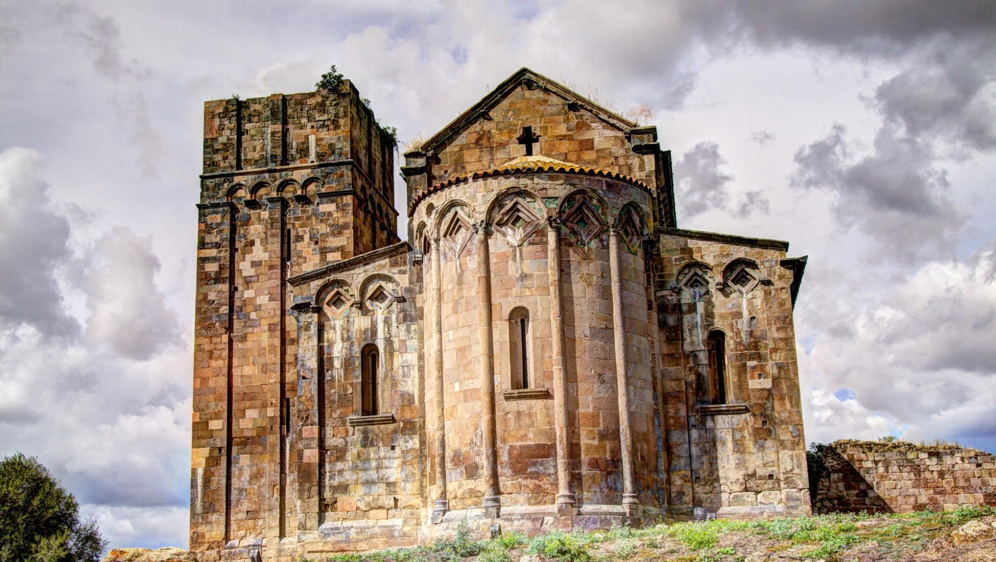 Sant'Antioco di Bisarcio - Ozieri