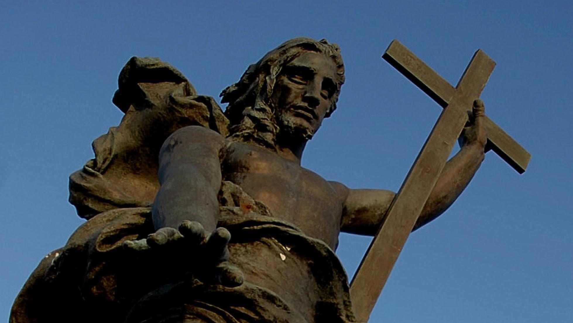 Statua del Redentore, monte Ortobene - Nuoro