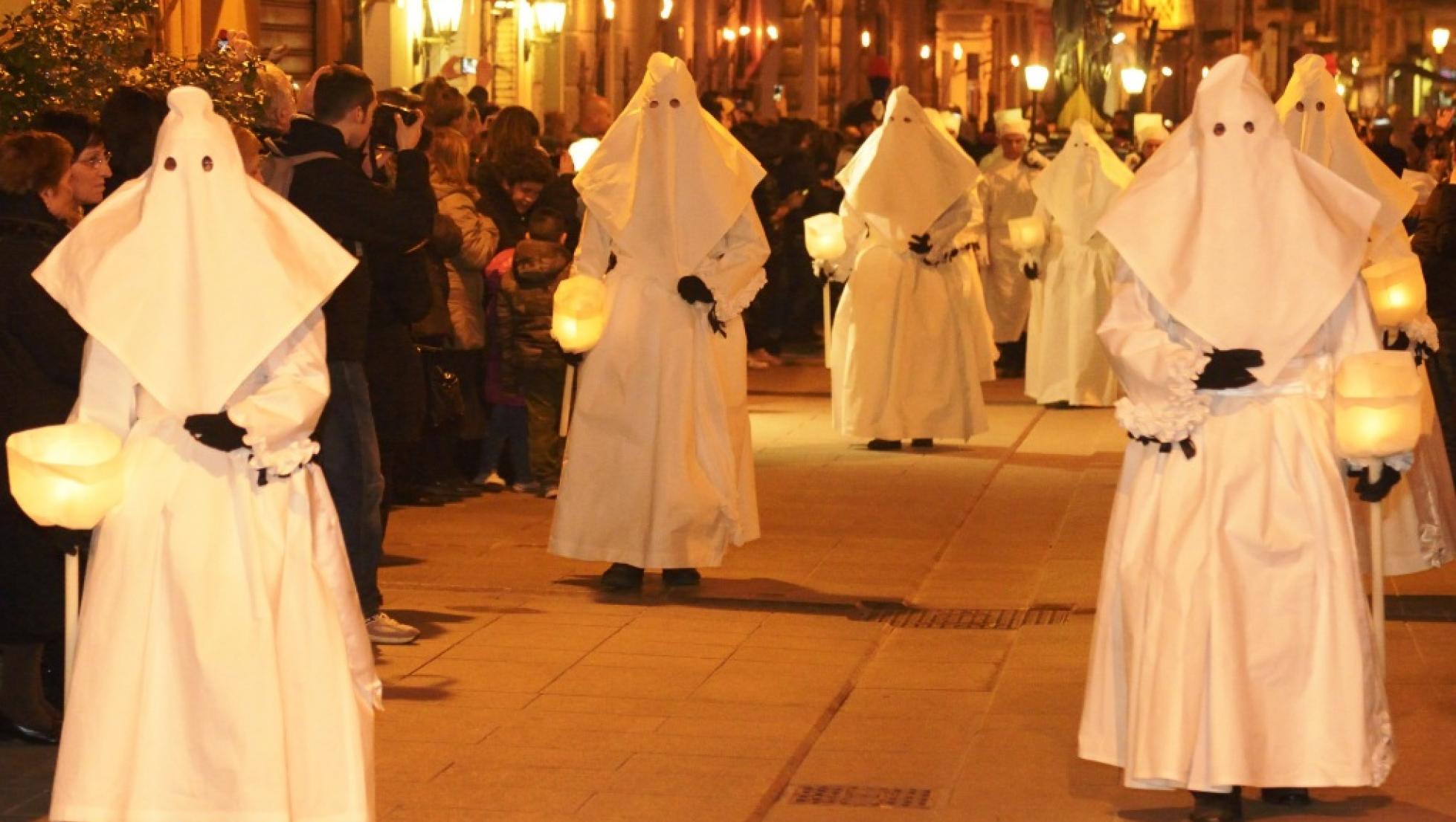settimana santa Iglesias_processione venerdì santo