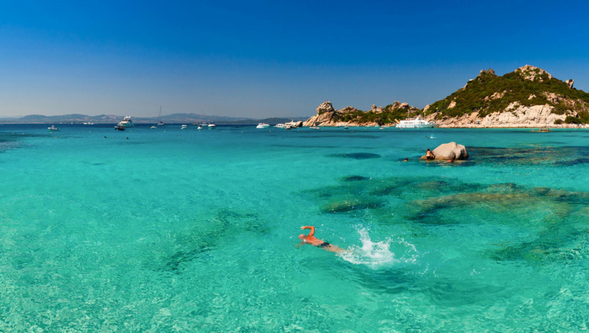 Cala Corsara - Spargi - Arcipelago della Maddalena