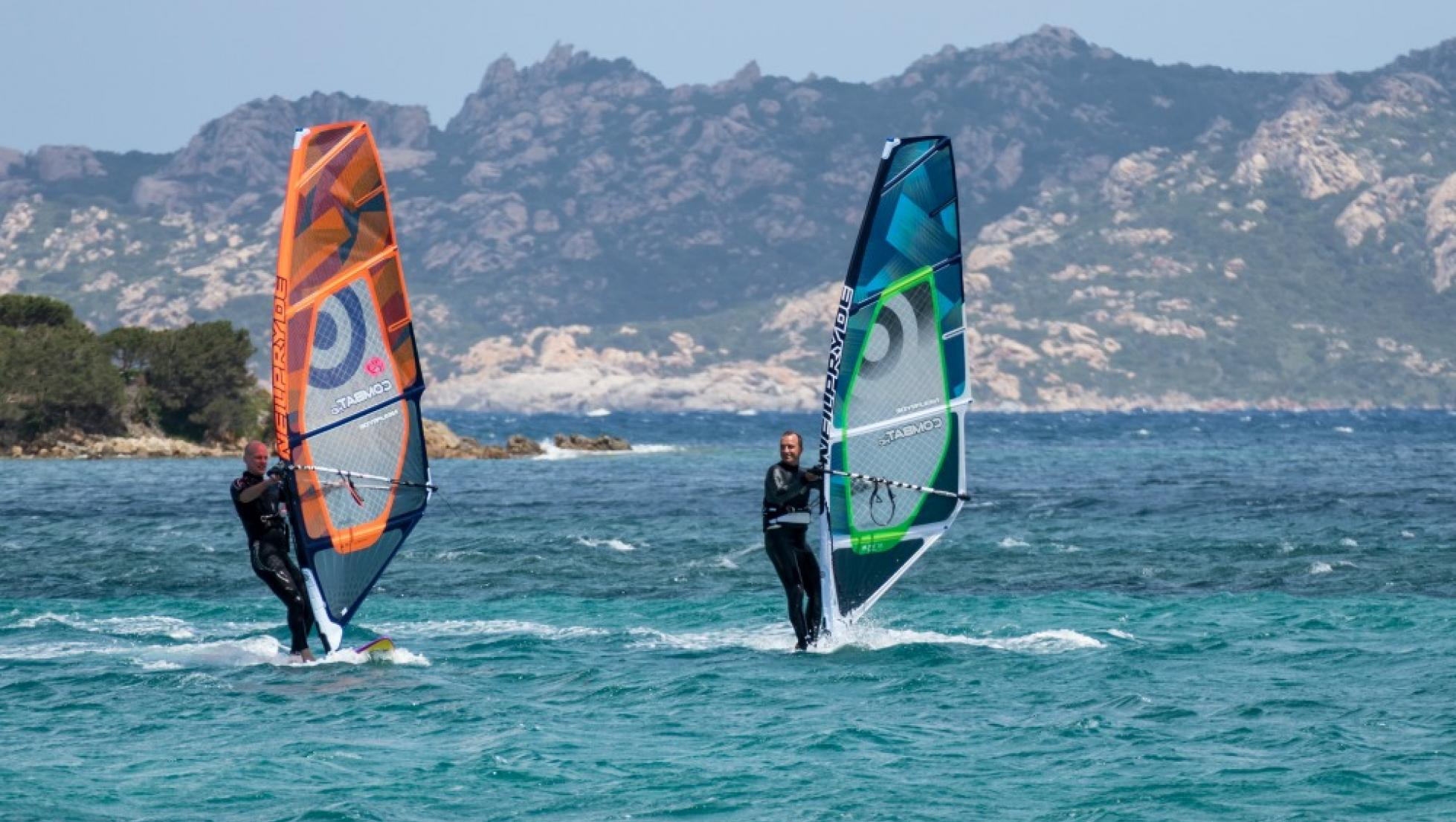 Windsurf - Porto Pollo