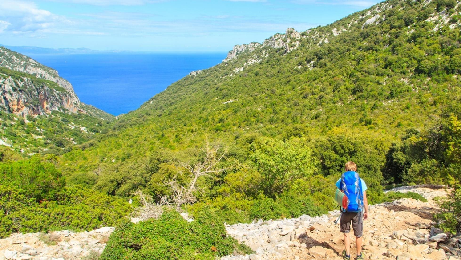 Trekking Cala Goloritzè