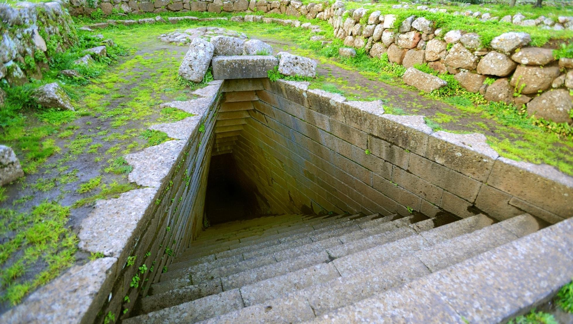 Pozzo sacro di Santa Cristina - Paulilatino
