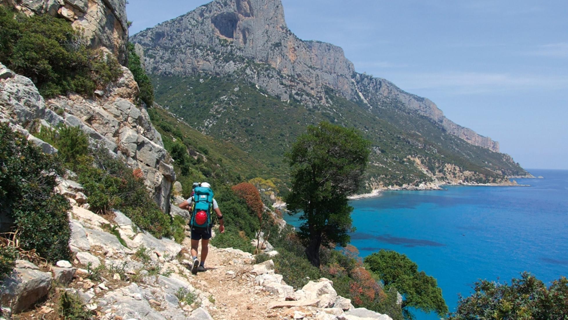 Trekking Selvaggio Blu_costa orientale