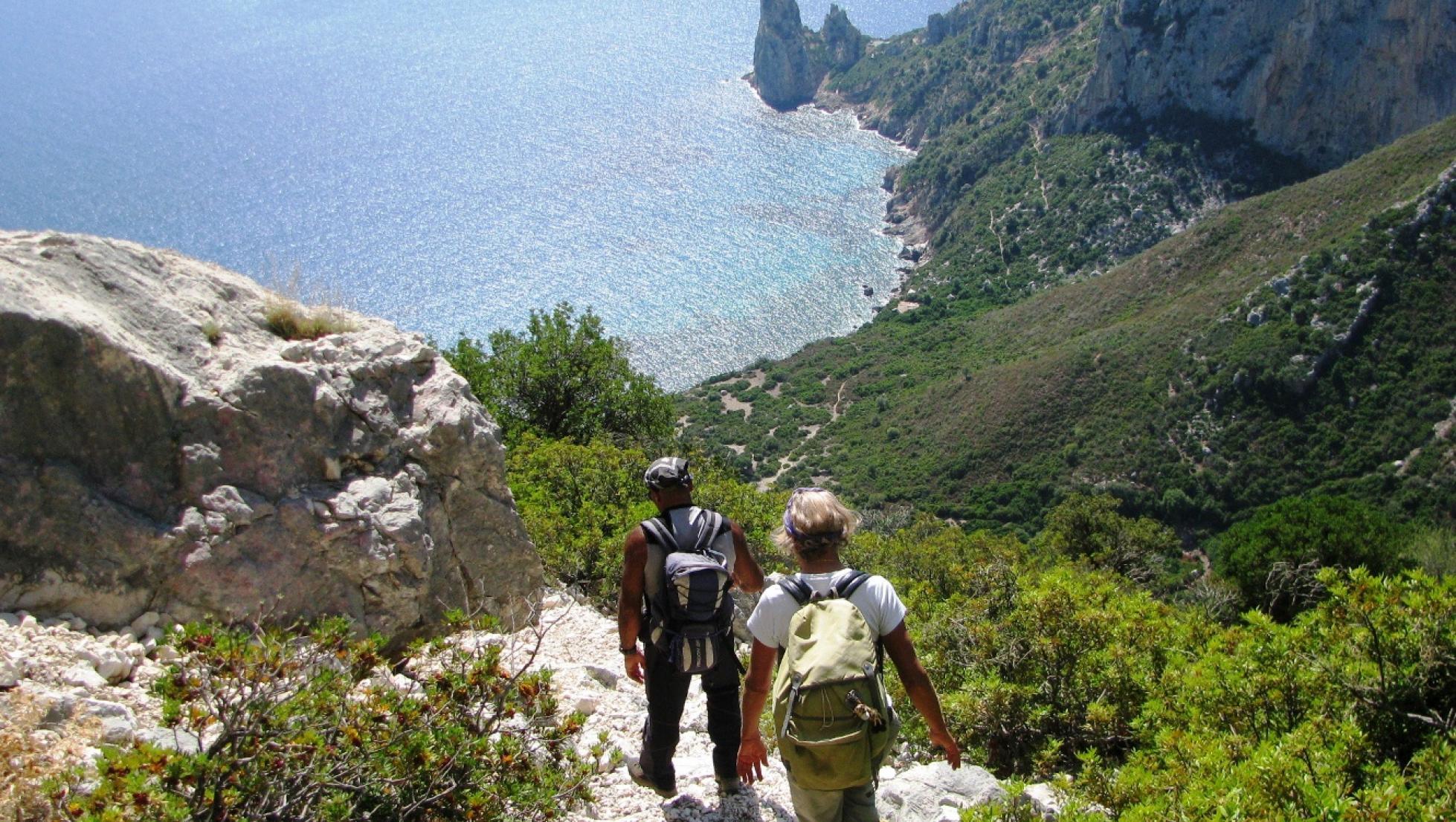 trekking Selvaggio Blu - Baunei