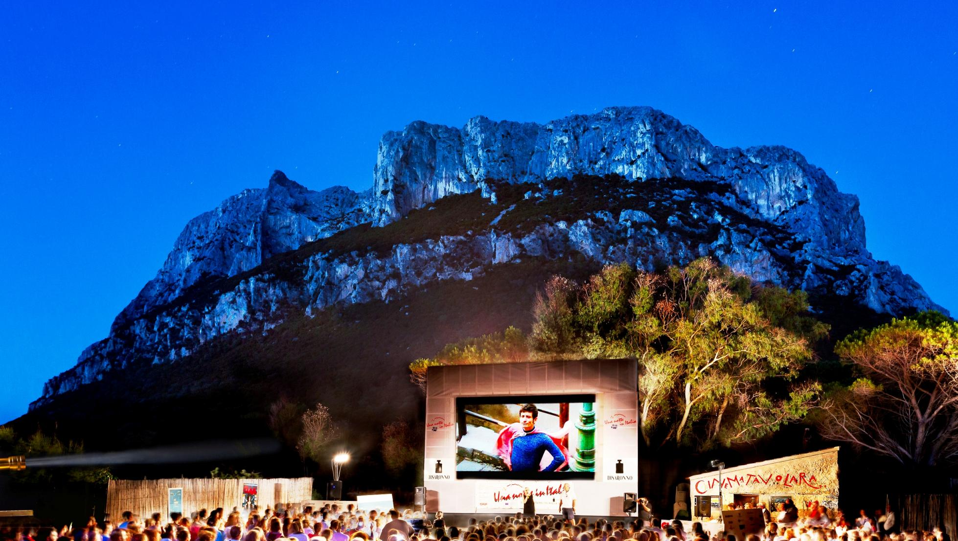 Una Notte in Italia 2013 - Tavolara