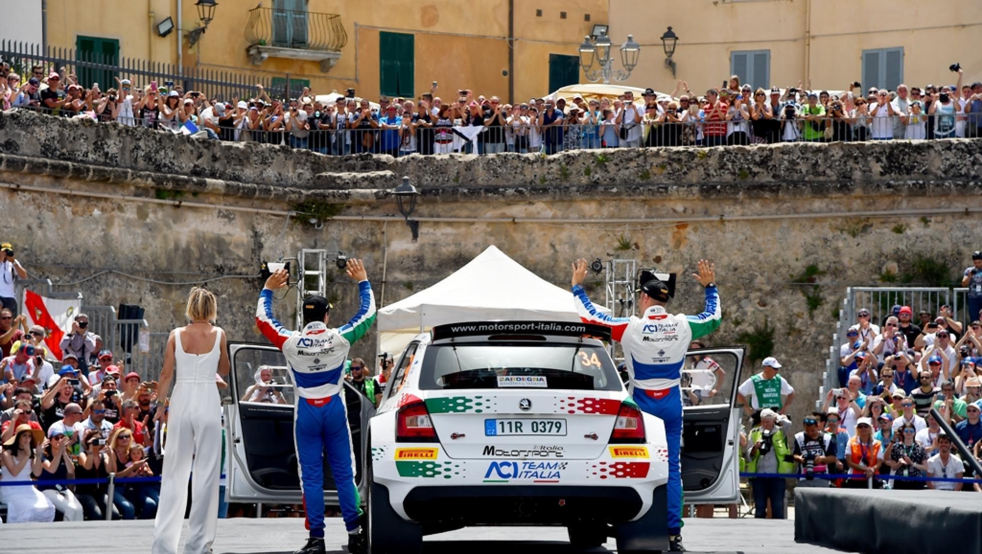 Alghero, Rally Italia Sardegna 2018