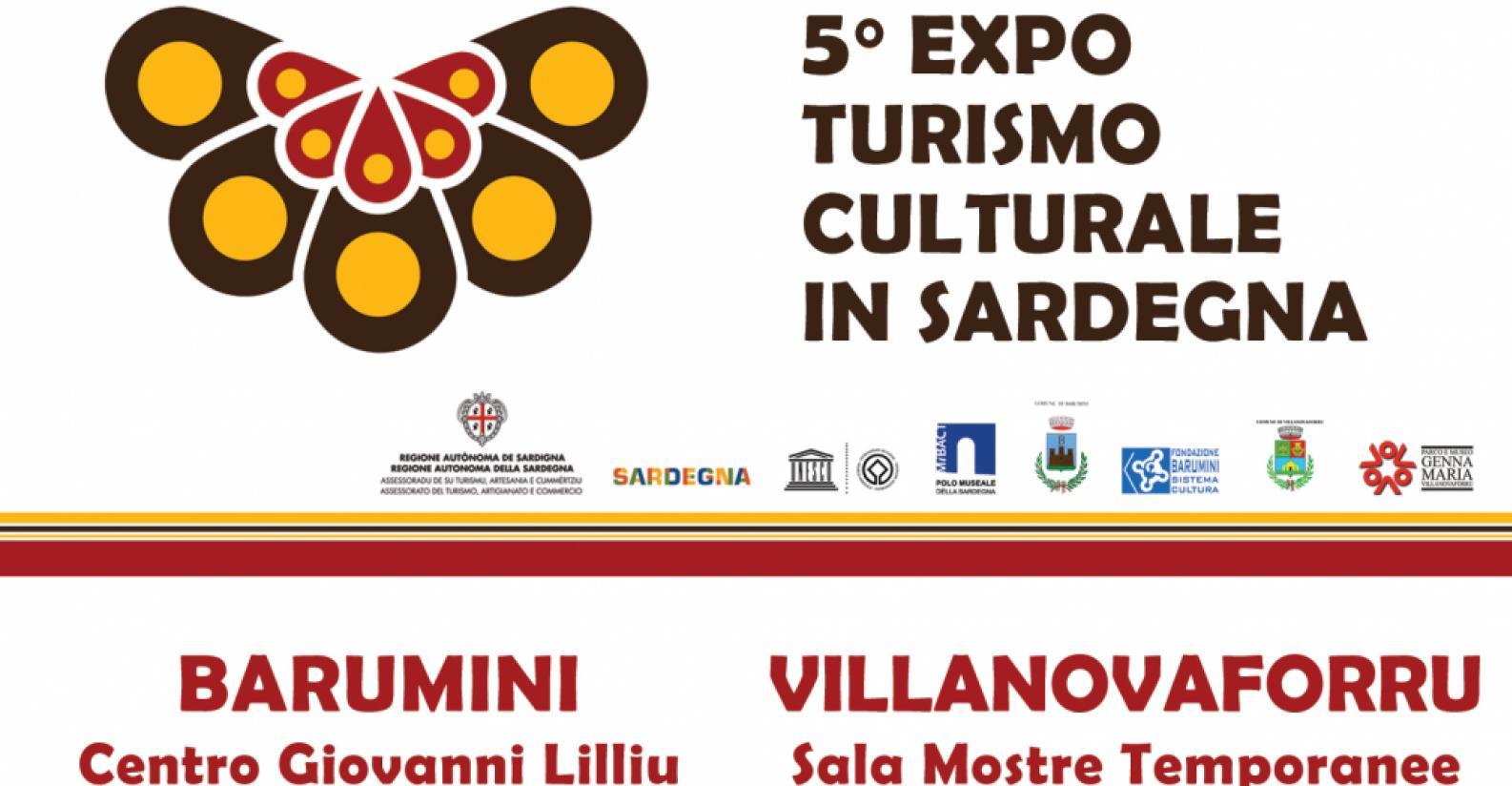 5 Expo locandina
