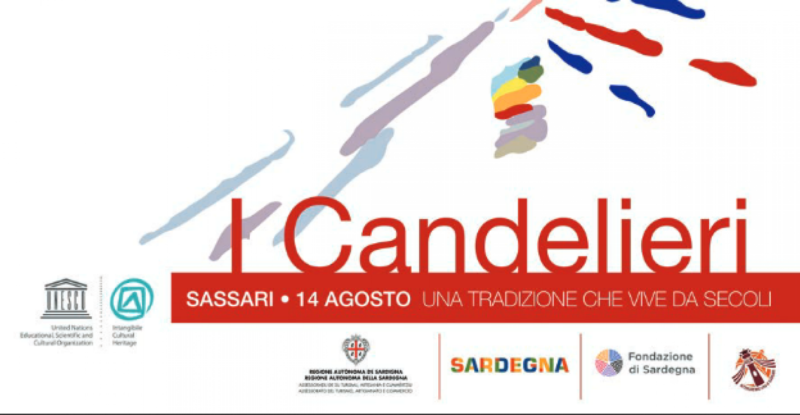 Candelieri 2019 - locandina