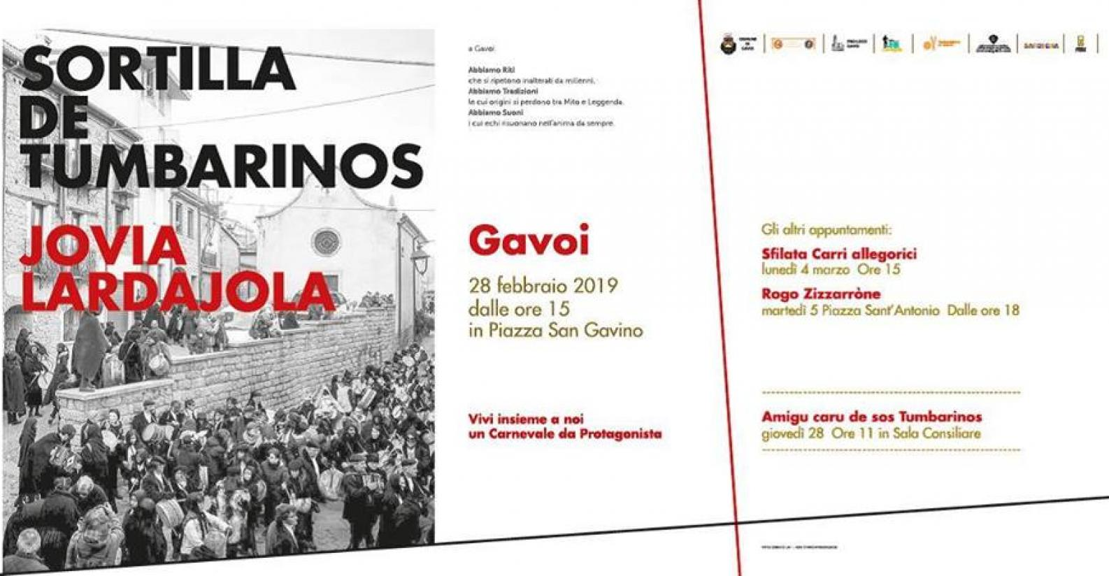 Carnevale di Gavoi