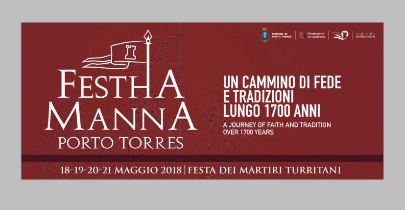 Festha Manna 2018 (locandina)