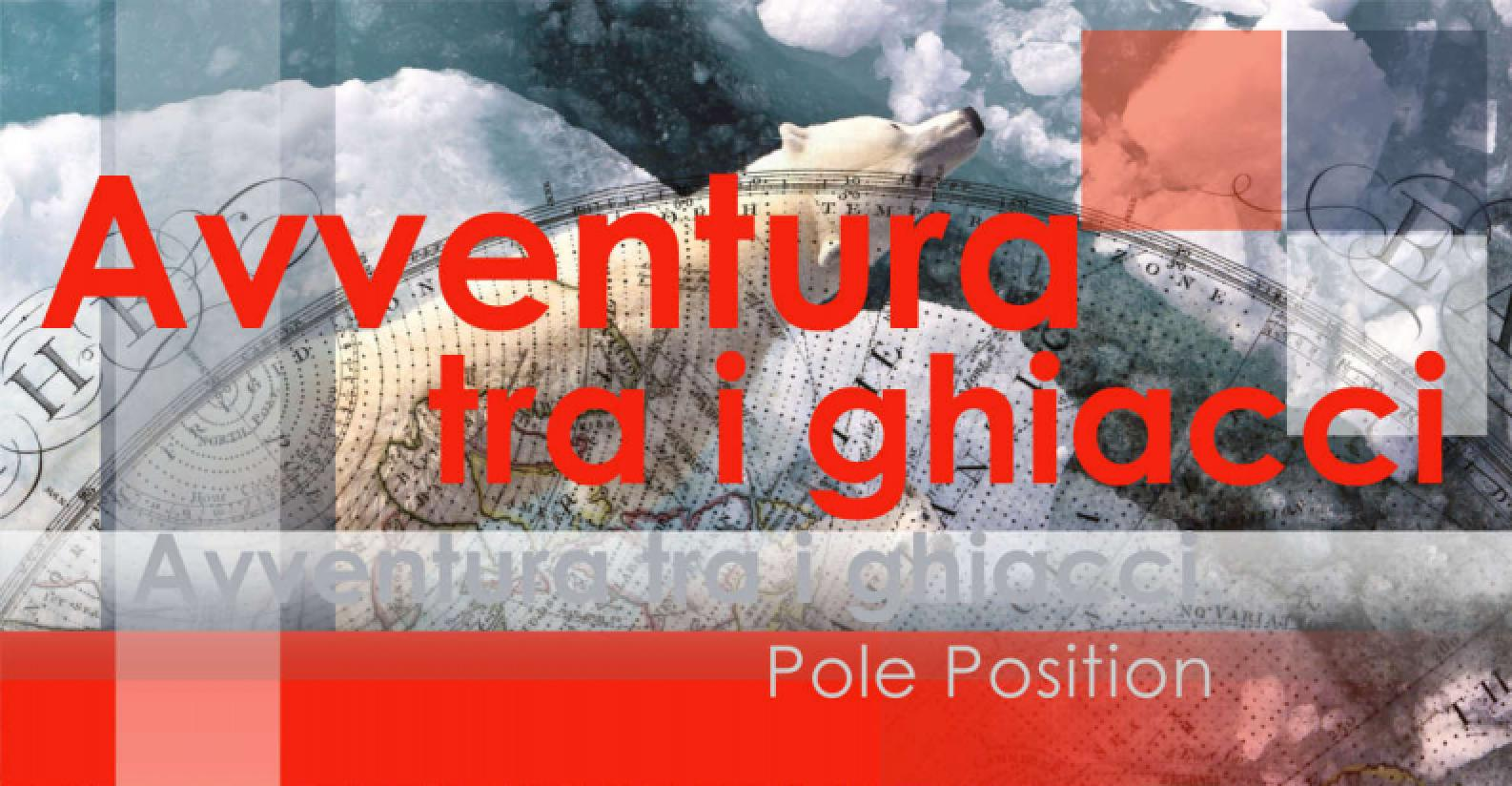 Avventura tra i ghiacci. Pole Position (locandina)