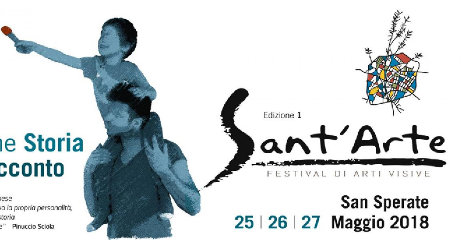 Sant'Arte 2018 (locandina)