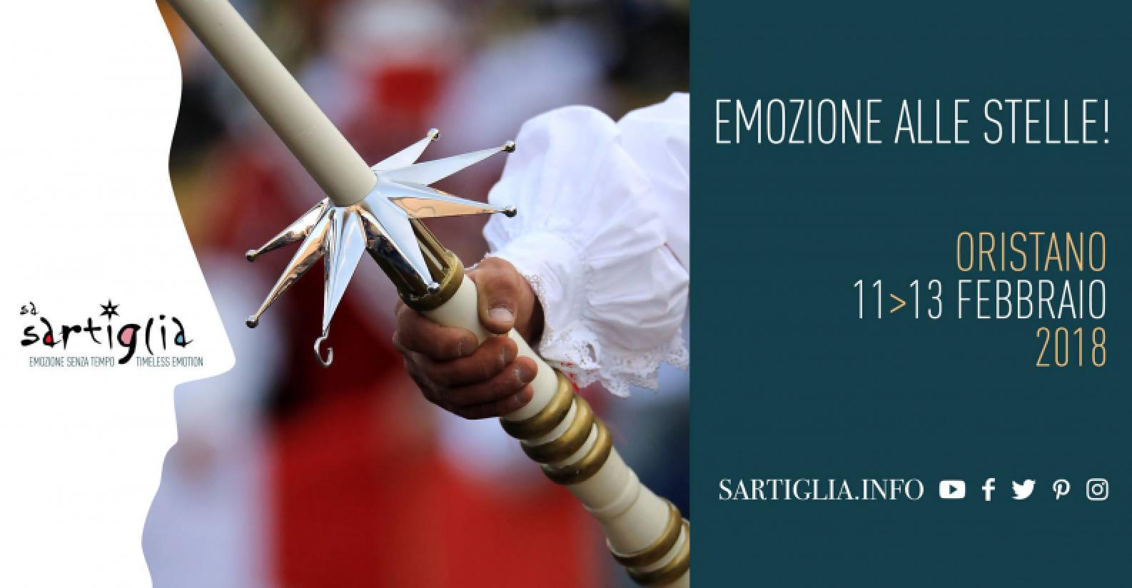 Sa Sartiglia (locandina)