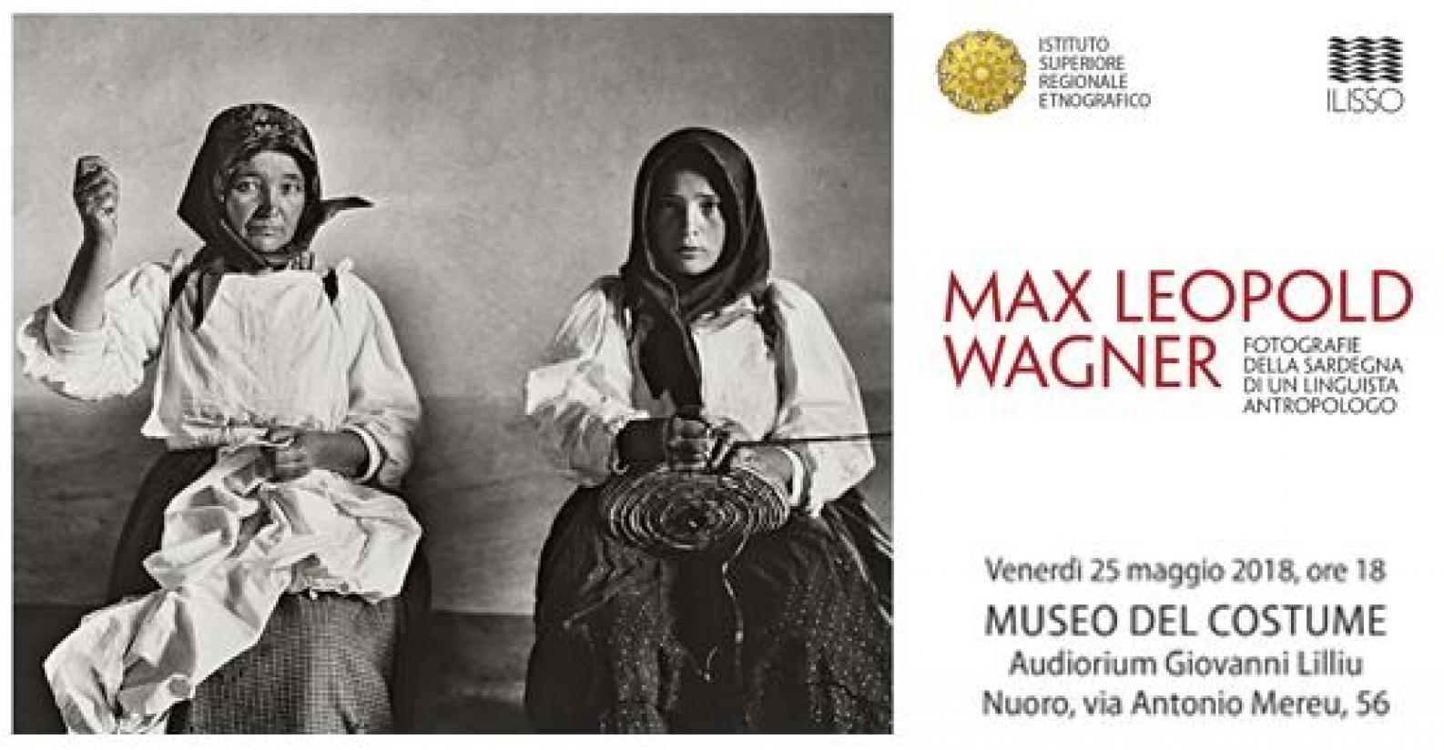 Max Leopold Wagner – Fotografie della Sardegna di un linguista antropologo (locandina)