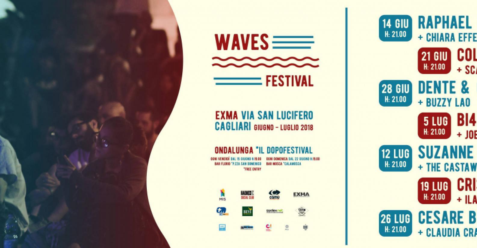 Waves Festival (locandina)