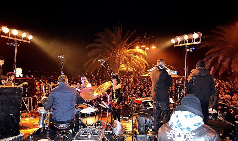 Capodanno, Bastione Santa Croce - Cagliari