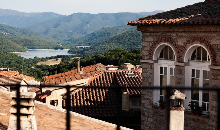Veduta panoramica -  Gavoi
