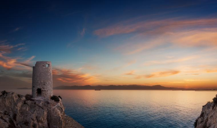 antica torre - Cagliari