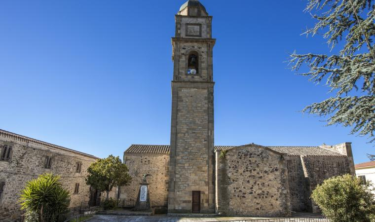 Chiesa di sant'Elena - Gonnosnò