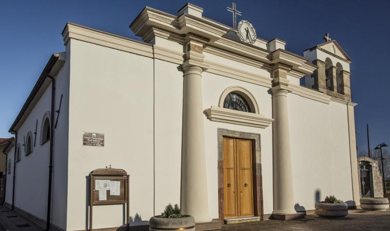 Chiesa parrocchiale di sant'Antioco - Palmas Arborea