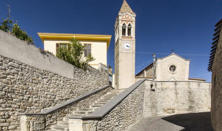 Parrocchiale di san Bartolomeo - Usellus