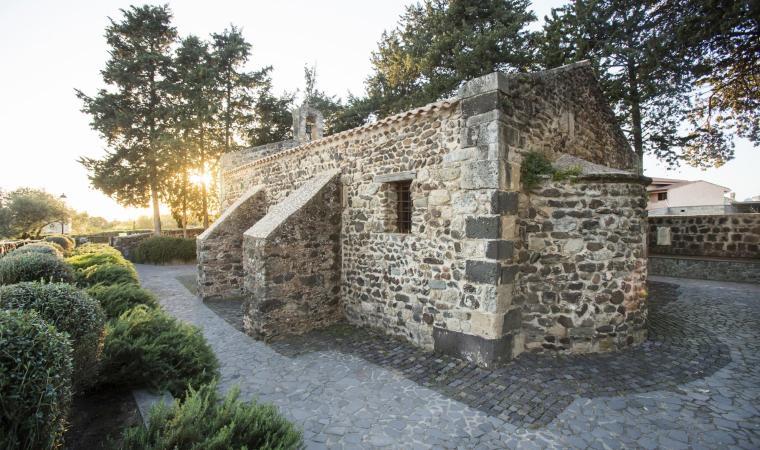 Chiesa di san Giovanni battista - Zerfaliu