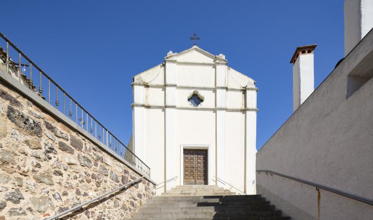 Chiesa di san Sebastiano - Onifai