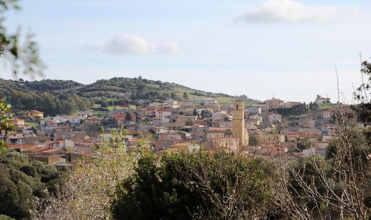 Veduta di Collinas