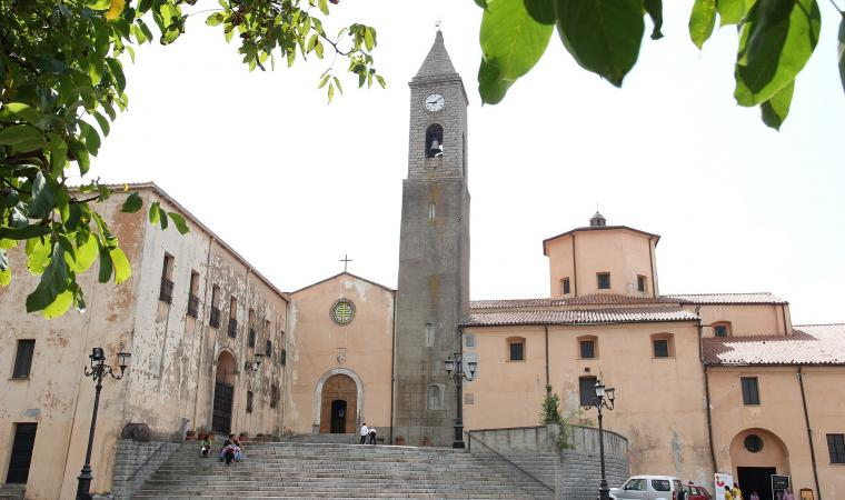 Santuario Santa Maria dei Martiri, Fonni
