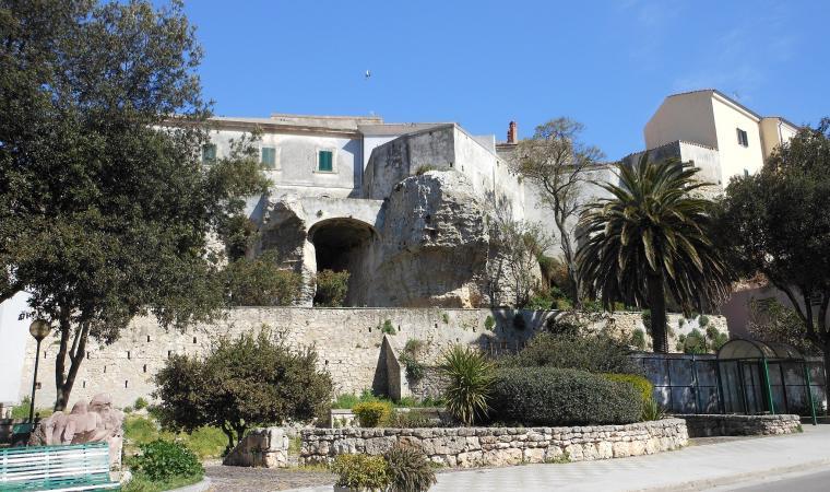 Case sulla roccia - Sedini