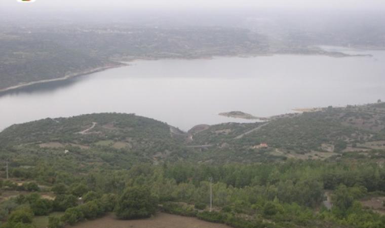 Panorama sul territorio