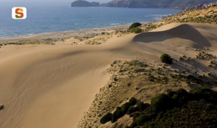 Titolo: Arbus, paesaggio marino Autore: Messina Elisabetta