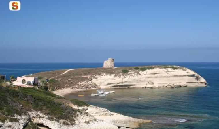Titolo: Cuglieri, torre del Pozzo Autore: Corda Ilaria