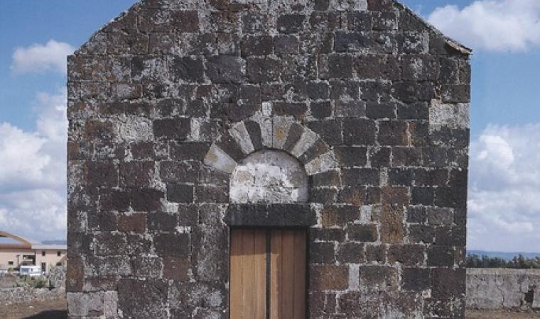 Titolo: Solarussa, chiesa di San Gregorio Autore: Tore Donatello