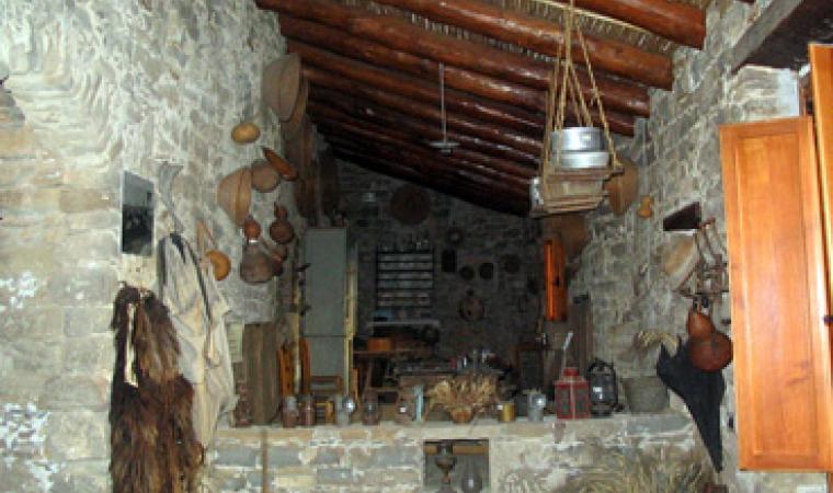 """Mandas, Casa Museo """"Is lollas de is aiaiusu"""""""