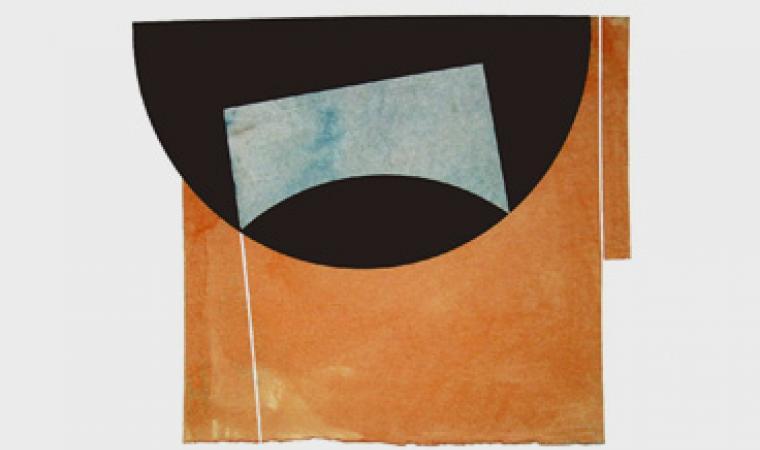 Efisio Niolu, studio, anno 2000