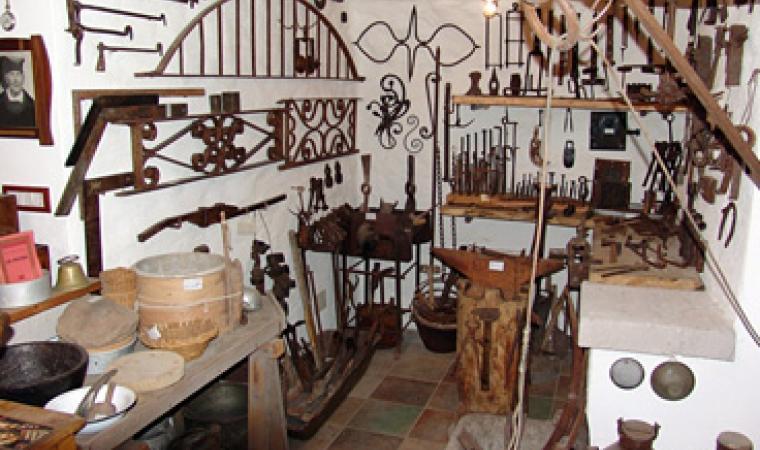 Ozieri, Museo Taverna dell'Aquila