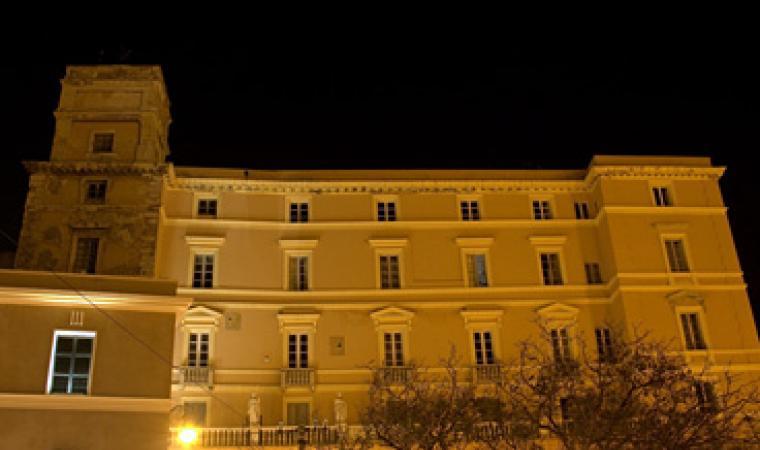 Cagliari, Palazzo Boyl