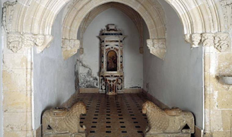Settimo San Pietro, chiesa di San Pietro: cappella seicentesca
