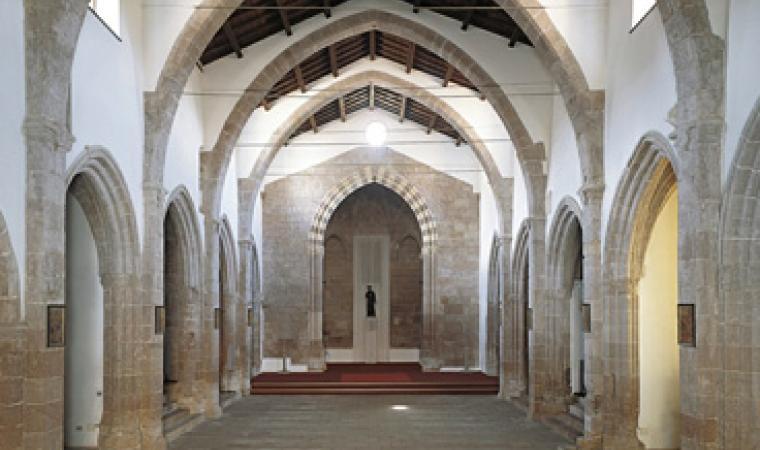 Iglesias, chiesa di San Francesco