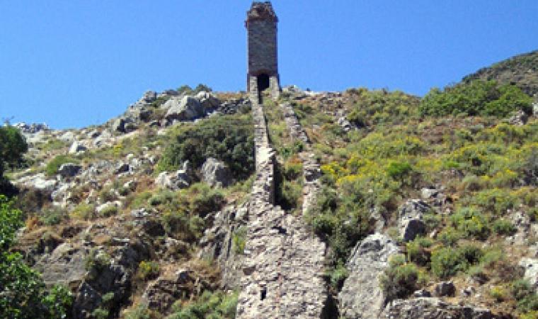 Iglesias, miniera di Malacalzetta: pozzo minerario