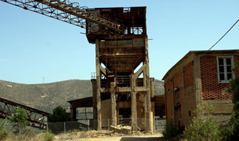 Iglesias, miniera di San Giovanni