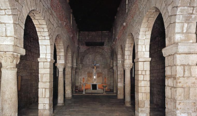 Olbia, chiesa di San Simplicio